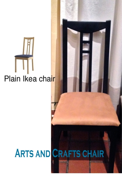 ikea to arts and crafts
