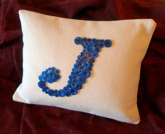 Decorative Pillows To Sew Idea Book Jewels At Home Classy Decorative Pillows With Buttons