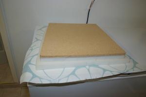 Center fabric