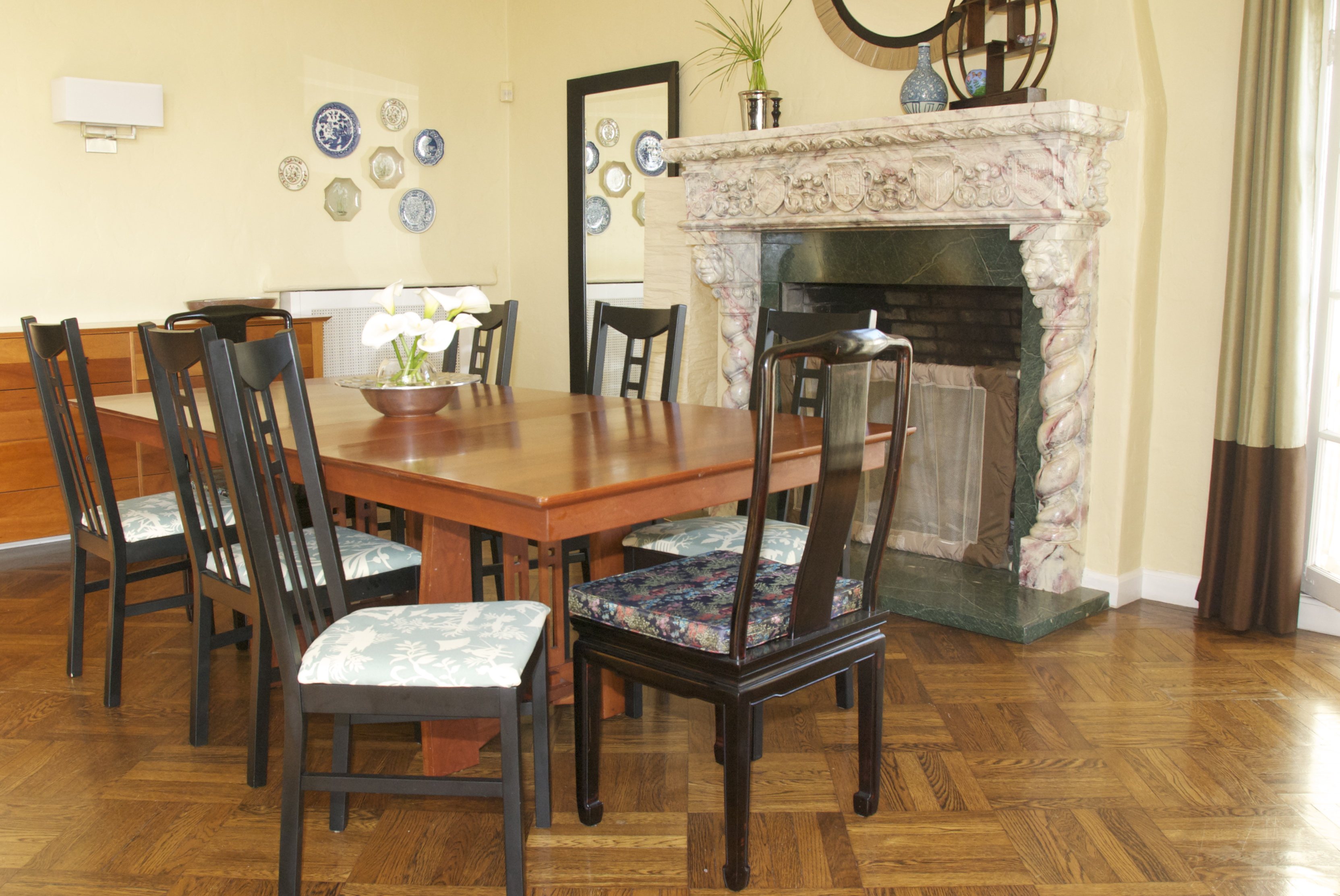 ikea dining chairs all grown up craftsman and regency makeovers