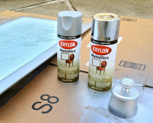 Metallic Spray Paints