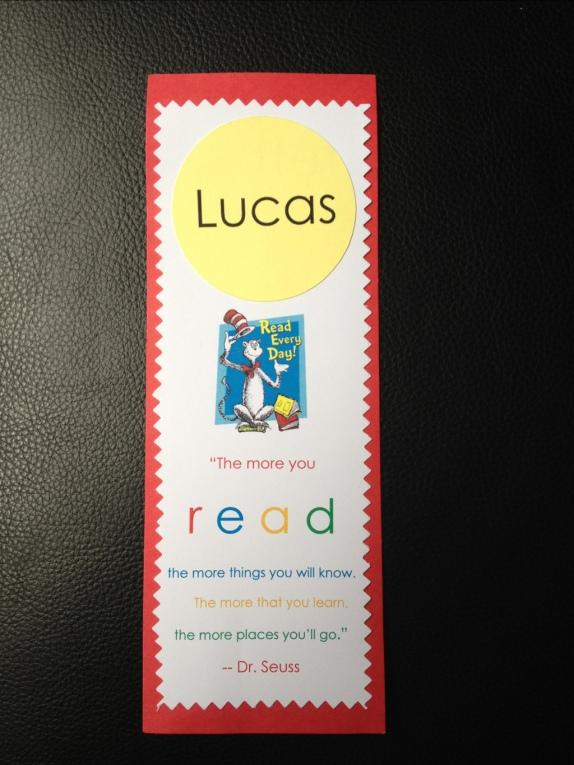 Bookmark graduation gift at Jewels at Home