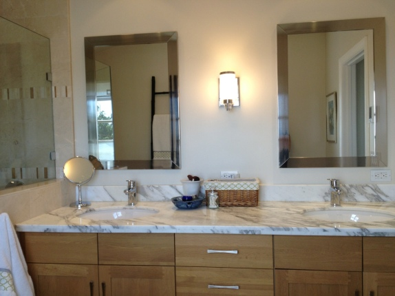 Master bath by Jewels at Home