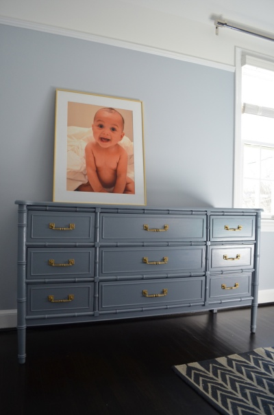 Ibie's grey Henry Link dresser on One Story Building
