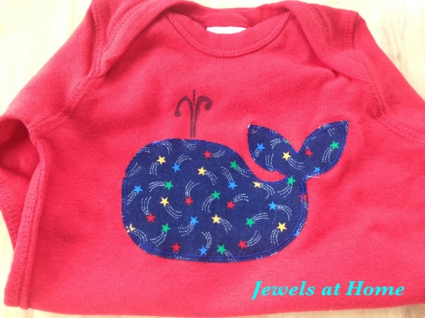 DIY Onesie Party from Jewels at Home.