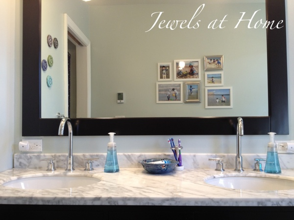 jpghawaiian beach inspired bathroom shared kids and guest bathroom