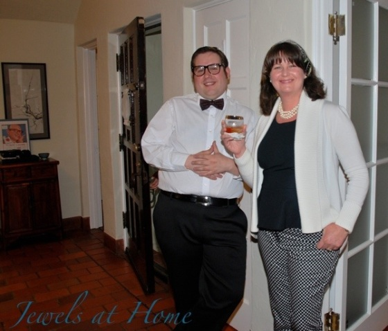 Mad Men party.  Costumes | Jewels at Home