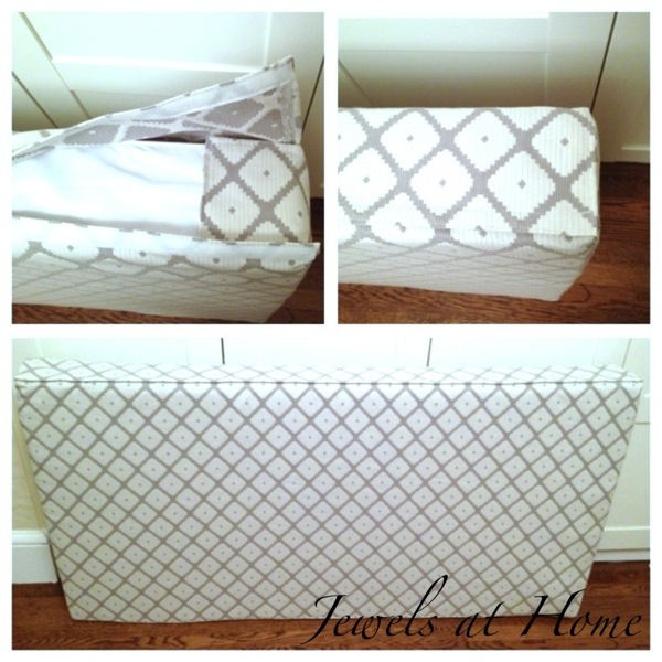 Window Seat Bench Cushion Jewels At Home