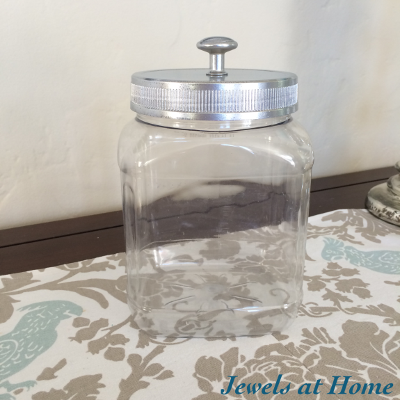 DIY Giant Apothecary Jar | Jewels at Home
