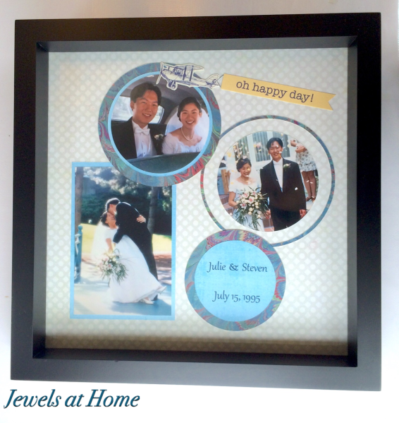 DIY Wedding & Anniversary Art | Jewels at Home