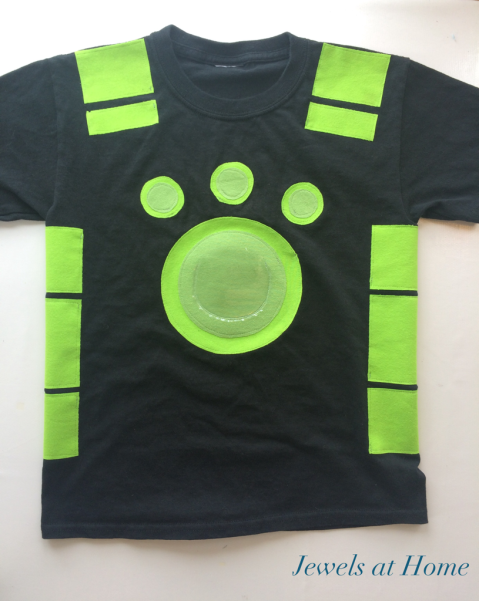 Wild Kratts Power Suit T-Shirt | Jewels at Home