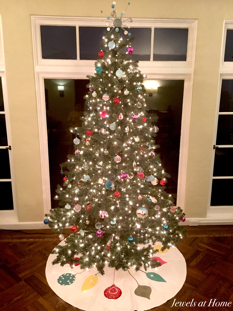 Diy Mid Century Atomic Christmas Tree Topper Jewels At Home