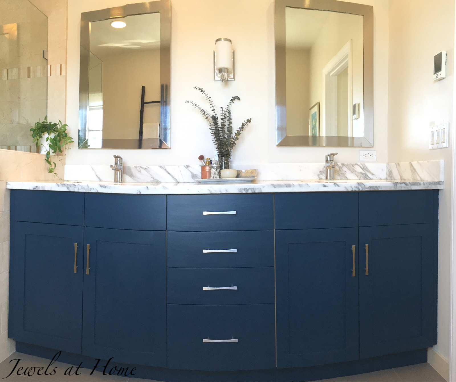 Master Bath Makeover! | Jewels at Home